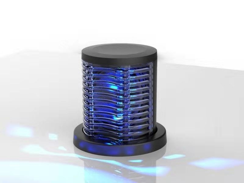 3 Inch Spa Hot Tubs Parts Waterproof Pop Up Speakers With LED Lighting